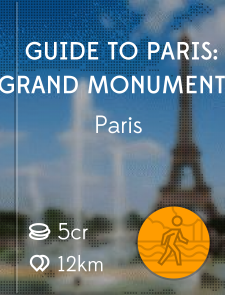 Guide to Paris: Grand Monuments