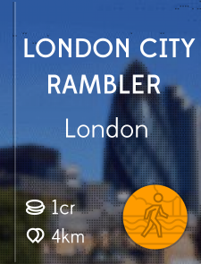London City Rambler