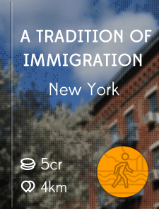 A Tradition of Immigration