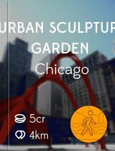 Urban Sculpture Garden