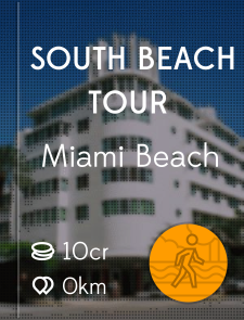 South Beach Tour